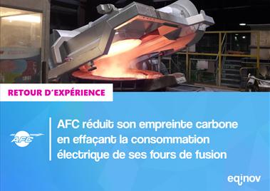 AFC réduit son empreinte carbone